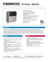 800 BTU Thermoelectric Air Conditioner - 1