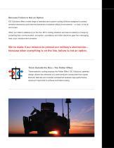 Military Markets Brochure - 2