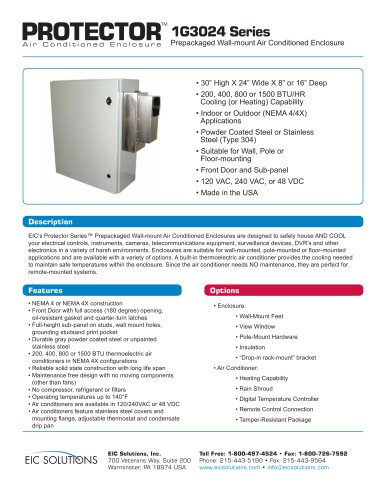 protector 1G3024 Series