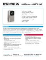 thermotech 140B Series - 400 BTU (AC) - 1