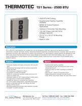 thermotech 151 Series - 2500 BTU - 1