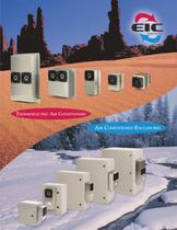 Theroelectric Air Conditioners / Air Conditioned Enclosures