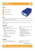 DS100 Serial Device Server