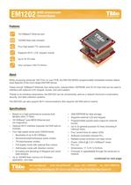 EM1202 BASIC-programmable Ethernet Module