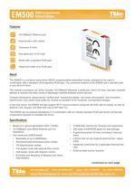 EM500 BASIC-programmable Ethernet Module - 1