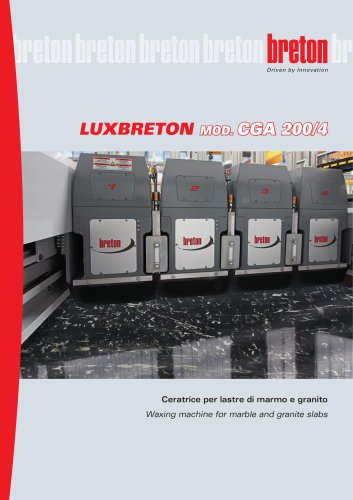 Luxbreton ceratrice CGA 200/4 ENG/ITA 2015 01