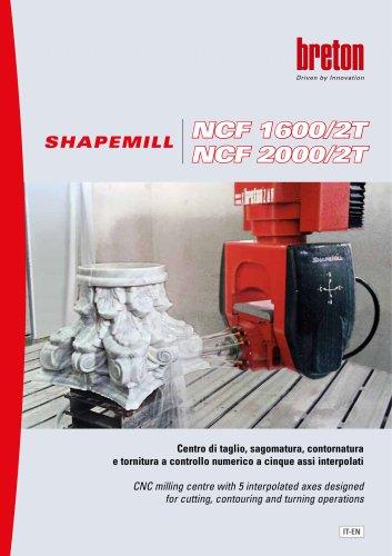 SHAPEMILL 1600-2000
