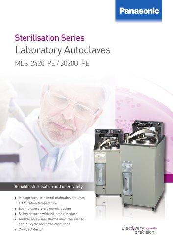 Autoclaven MLS-2420/3020