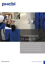 Commitment to PHC Quality