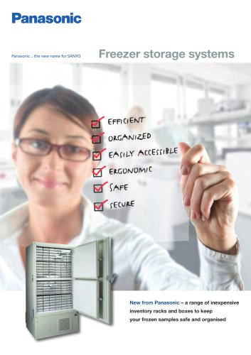 Freezer storage systems