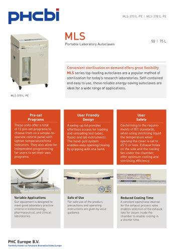 MLS-3751L-3781L Portable labaratory autoclave EN