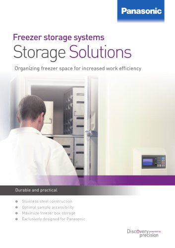 Racking systems brochure