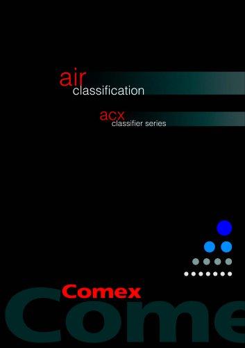 Air Classification - AXC Series