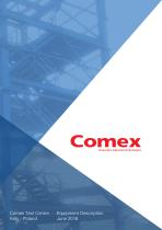 Comex Test Centre