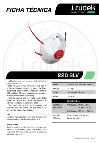 220 SLV