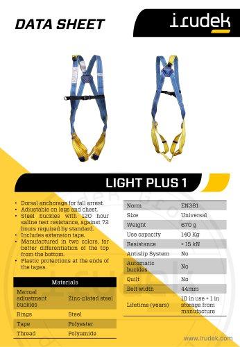 LIGHT PLUS 1