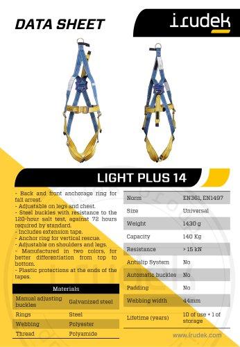 LIGHT PLUS 14