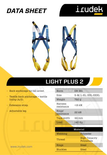 LIGHT PLUS 2