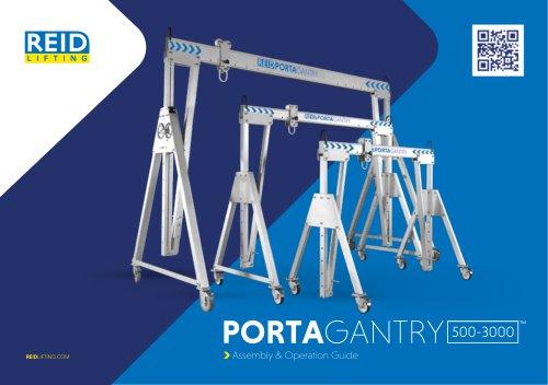 PORTA GANTRY 500-3000 ™