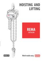 REMA Catalogue - Edition 19