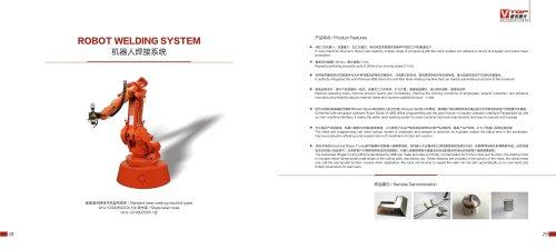 05mm,1mm,2mm stainless steel and aluminum robotic arm fiber laser welding machine