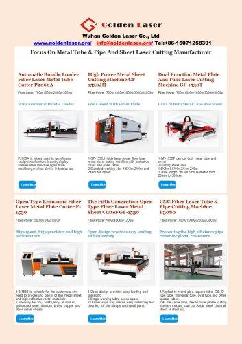2017 vtop laser fiber laser metal pipe and sheet cutting machine hot sale