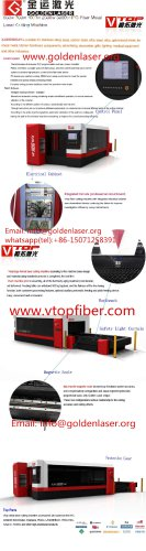 Full Closed Pallet Table Fiber Laser Metal Sheet Cutting Machine For 20mm Carbon Steel