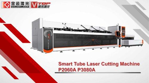 Golden Laser Intelligent tube cutting machine P2060 P3080 P2060A P3080A