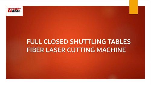 GoldenLaser 1000W 2000W 3000W 6000W Full Closed Fiber Laser Metal Sheet Cutting Machine GF-1540JH