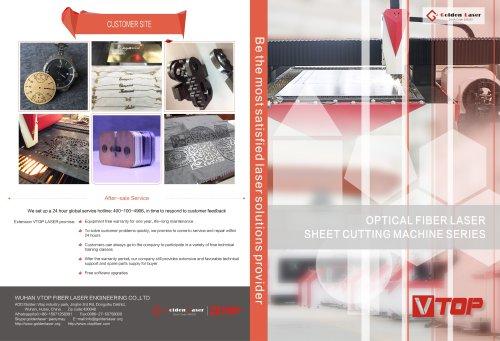 SS/ CS / MS / Aluminum / Brass Sheet And Tube Fiber Laser Cutting Machine