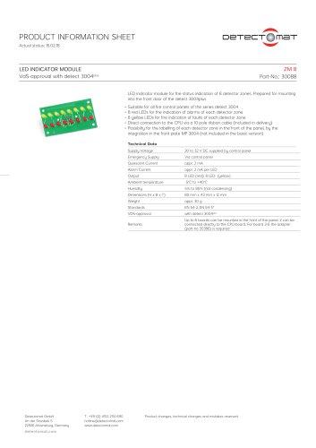 LED INDICATOR MODULE