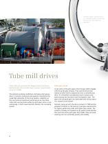 Drives for Tube Mills and Rotary Kilns - 4
