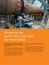 Drives for Tube Mills and Rotary Kilns - 7