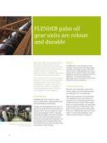 Gear Units for Palm Oil Industry - 2