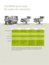 Gear Units for Palm Oil Industry - 5
