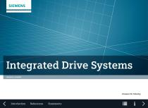 Integrated Drive Systems - 1