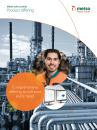 Metso valve controls Product offering
