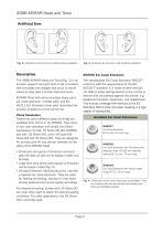 G.R.A.S. 45BB-2 KEMAR Head & Torso for hearing aid test, 1-Ch CCP - 2