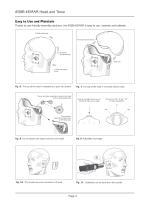 G.R.A.S. 45BB-2 KEMAR Head & Torso for hearing aid test, 1-Ch CCP - 4
