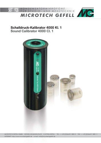 Kalibrator 4000