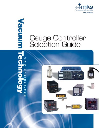 Gauge Controller Selection Guide