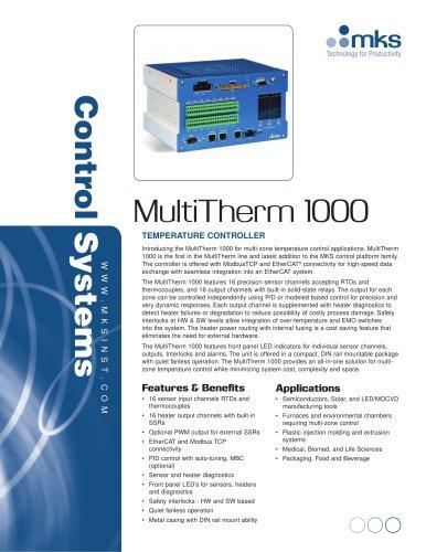 MultiTherm 1000