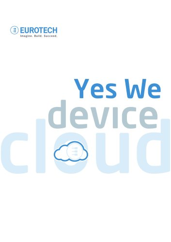 Device to Cloud