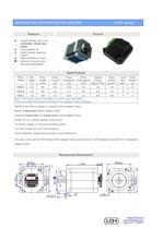Integral Stepper Motor HI86 - 1