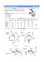 PM Stepper Motor Gear P244 - 1
