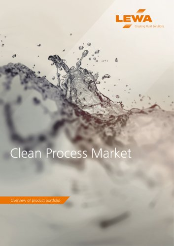 Clean Process Market