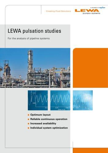 D5-500 Pulsationsstudien en