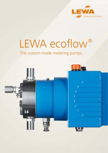 LEWA ecoflow