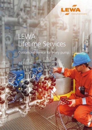 LEWA Lifetime Services