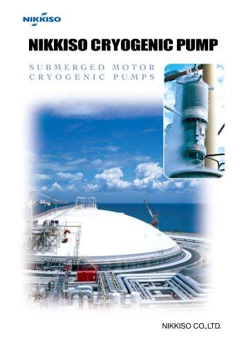 NIKKISO Cryogenic Pump